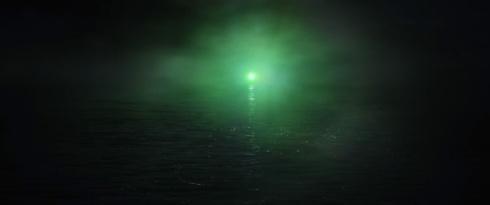gatsby green light