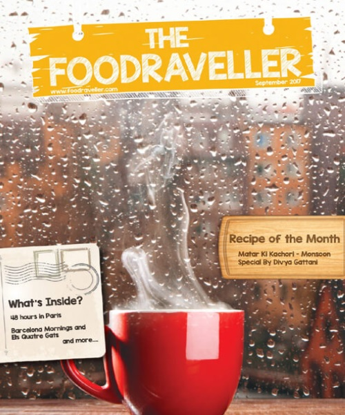 the foodtraveller